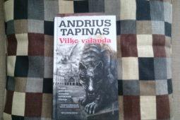 """Andrius Tapinas """"Vilko valanda"""""""