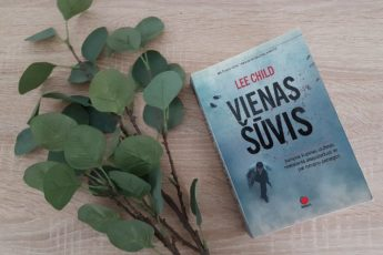 Vienas šūvis, Lee Child