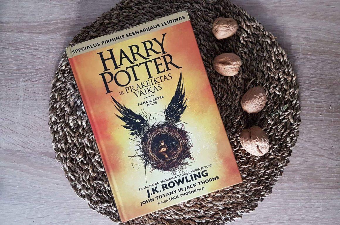 Haris Poteris ir prakeiktas vaikas