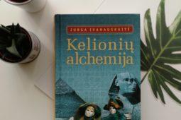 Jurga Ivanauskaitė – Kelionių alchemija