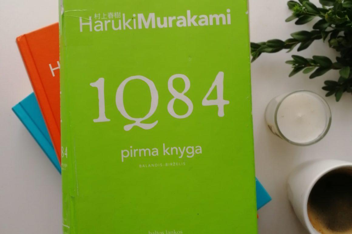 1Q84: pirma knyga