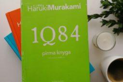 Haruki Murakami – 1Q84: Pirma knyga
