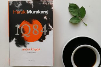 1Q84: antra knyga