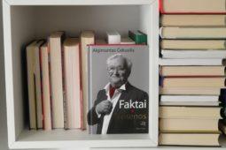Algimantas Čekuolis – Faktai ir šypsenos