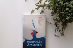 Sally Rooney – Normalūs žmonės
