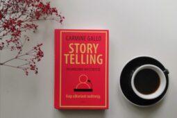 Carmine Gallo – Storytelling Pasakojimo meistrystė