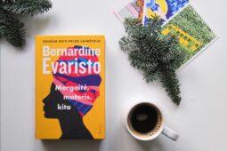 Bernardine Evaristo – Margaitė, moteris, kita