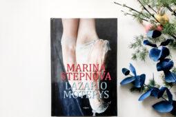 Marina Stepnova – Lazario moterys