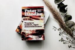Peter Hendke – Trumpas laiškas, ilgas atsisveikinimas